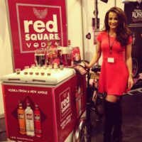Thumbnail for Such a fun day working for @redsquarevodka in Glasgow SECC at Freshers