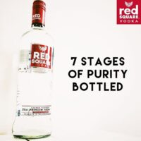 Thumbnail for Pick your mixer start with Red Square  #Purity #Vodka #RedSquare #RedS