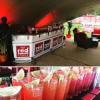 Thumbnail for Great looking VIP bar #redsquare #redsquarevodka #cocktails galore! #e